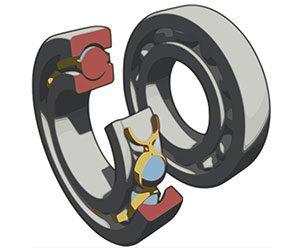 車-ベアリング-異音-交換費用-寿命-故障-放置-ボールベアリング構造-画像