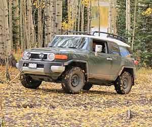 フルタイム4WD-パートタイム4WD-燃費-違い-軽自動車-切り替え-車種-メリット-オフロード画像