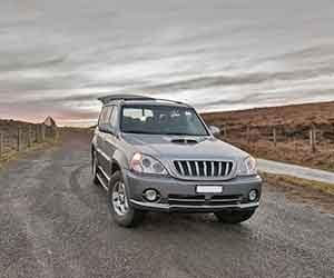 フルタイム4WD-パートタイム4WD-燃費-違い-軽自動車-切り替え-車種-メリット-道路画像