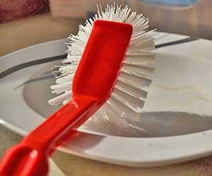車-フロアマット-洗い方-洗濯機-掃除-ブラシ-画像