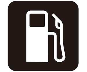 車-給油口-開かない-閉まらない-原因-修理費用-目安-マーク-画像